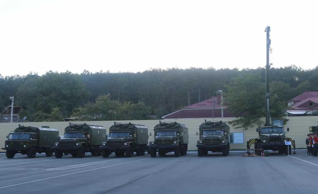 რუსეთის ფედერაციის თავდაცვის სამინისტრომ ოკუპირებული ცხინვალის სამხედრო ტექნიკა გადასცა
